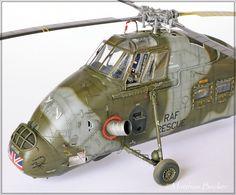 Wessex HU.5 1/48 Scale Model