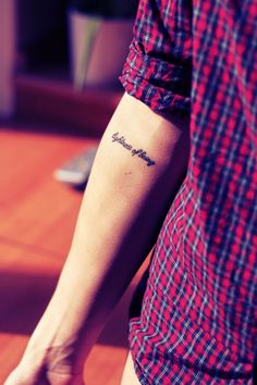 .tattoo / lightness of being #tattoo