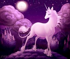 The Last Unicorn, this was my favorite movie as a kid!  & I love the book.