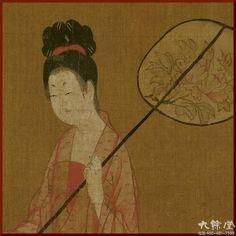 唐代仕女壁畫 - Google 搜尋