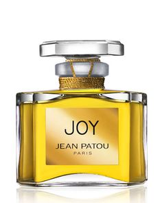 Couturier Jean Patou launched his legendary fragrance Joy at the moment of the Wall Street crash. Read the fascinating history of his perfume house, here. Blossom Perfume, Flower Perfume, Perfume Lady Million, Jean Patou, Perfume Fahrenheit, Perfume Invictus, Expensive Perfume, Beautiful Perfume, Rose Oil