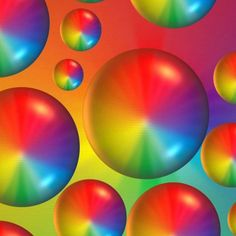 Creative Effects ~ Balls & Bubbles