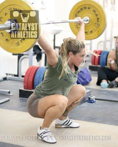 How to improve stability and strength in the overhead position of the snatch, overhead squat and weightlifting