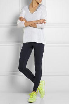 Hey Jo|Cassini stretch-jersey leggings