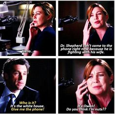 Grey's anatomy | I am so in love with Meredith Grey.