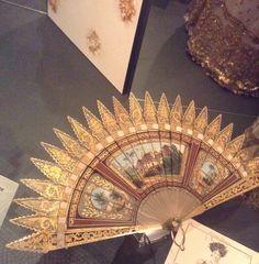 Location: Robert Albert museum name: fan 1820-30