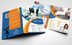Brochure Design for Consulting