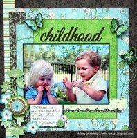 A Project by Bella Scraps from our Scrapbooking Gallery originally submitted 07/06/13 at 12:19 AM