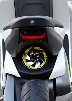 BMW Electric Scooter Concept - Google Search