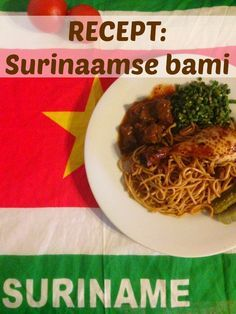 RECEPT: Surinaamse bami maken - This Girl 'S Black Book