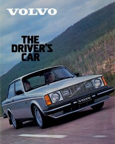 Volvo 242GT. Whippets anyone ?