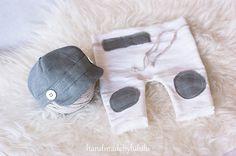 baby hat and baby pants simply from organic by handmadebylululu  https://www.etsy.com/shop/handmadebylululu