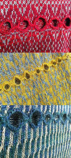 knit pattern on Pinterest Lace Shawls, Knitting and Knits