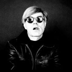 Andy Warhol - photo by Jerry Schatzberg