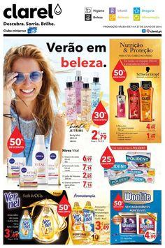 Promoções Clarel - Antevisão Folheto 14 a 27 julho - http://parapoupar.com/promocoes-clarel-antevisao-folheto-14-a-27-julho/