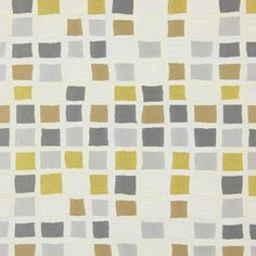 Liberty Fabric - Chartreuse (1330/159) - Prestigious Textiles Metropolis Fabrics Collection