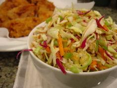 The Lady's Coleslaw (Paula Deen). Photo by Sharlene~W