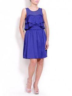@BCBGeneration  Cascade Tiered Dress