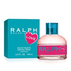 Get the Hottest, the Newest Fragrances from Ralph Lauren. Grab Ralph Love while it is still in stock at Luxury Perfume. Free U.S Shipping on orders over $59.00.