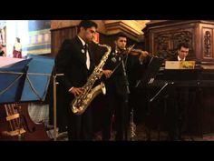 Marcha nupcial + Duas metades - Jorge e Mateus - Grupo Contraponto - YouTube