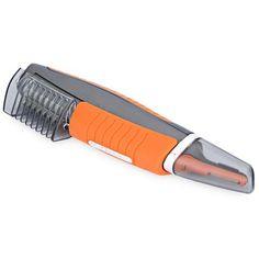 Comb Cordless Electric Hair Clipper Rechargeable Hair Trimmers B – HottoBuy Detangling Hair Brush, Hair Dryer Brush, Beard Haircut, Diy Haircut, Hair Dryer Straightener, Beard Straightening, Hair Waver, Hair Cutter, Hair Scalp