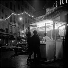 Paris, 1960s.