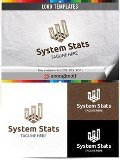 System Stats. Business Infographic. $29.00