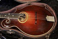 1912 Gibson Mandolin F2