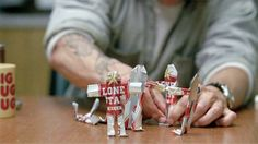 How to Make Rust Cohle's Beer Can Men for Your <i>True Detective</i> Finale Party
