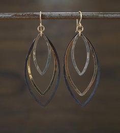 Camille Earrings by J. Kelsch Handmade Jewelry on Scoutmob Shoppe