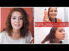 Como Revitalizar os Cachos com Relaxante Natural | Mari Morena - YouTube