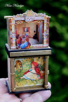 Nono mini Nostalgie: Le petit Chaperon rouge