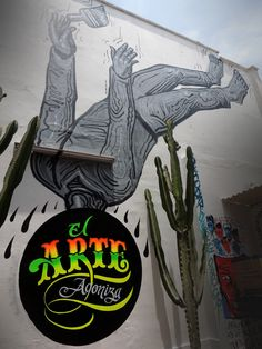 ...El Arte Agoniza. Street Art Utopia, Yarn Bombing, Street Culture, Arte Popular, Banksy, Graffiti Art, Urban Art, Rue, All Art