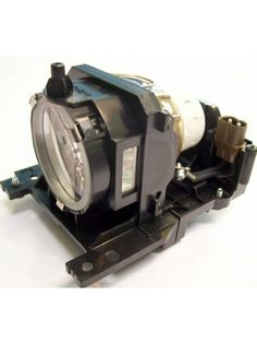 Projector Lamp Assembly with Genuine Original Philips UHP Bulb Inside. CP-X1 Hitachi Projector Lamp Replacement