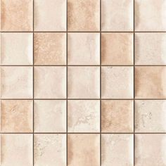 Bristol mosaic effect tiles are available in a range of colours including these cream mosaic tiles. They are a very popular choice for bathrooms and as cream kitchen tiles.