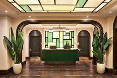 Birmingham England, Grand Hotel, Front Desk, Hotels