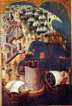 Guillaume de Caoursin, History of the siege of Rhodes (1483)