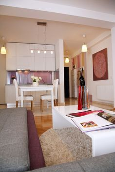 adelaparvu.com despre apartament decorat de Valdecor 9