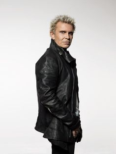 "Billy Idol pens a memoir, ""Dancing With Myself,"" that details all the excess of his rock stardom. See Billy Idol February 21 in Las Vegas: http://www.cosmopolitanlasvegas.com/experience/event-calendar/event-details/Billy-Idol_02-21-2015.aspx?utm_source=pinterest&utm_medium=social&utm_campaign=entertainment&camefrom=CFC_COSMOLV_PIN"