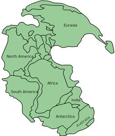 Worksheets Before Pangea, Rodinia Worksheet Answers search on pinterest pangaea rodinia and their oceans