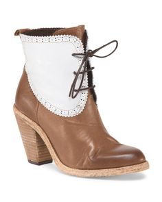 Had2B@100% MO  Made in Portugal Leather Warin Bootie