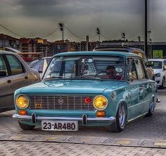 100%™ 1970-84 Lada 2101