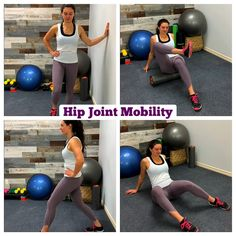 Proper exercise is essential to having a strong body, including your hips. However, exercise is not enough. Here are some tips for strong and healthy hips. Hip Mobility Exercises, Back Pain Exercises, Balance Exercises, Flexibility Workout, Floor Exercises, Hip Stretching Exercises, Hip Strengthening Exercises, Aerobic Exercises, Hip Flexor Pain