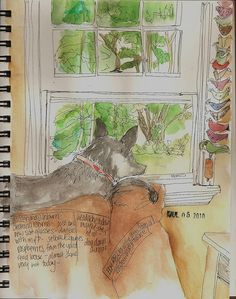 7-5-10 art journal | Flickr - Photo Sharing!