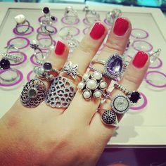 What a great #giftidea ! Everyone loves a #Pandora ring ! #pandorajewelry #pandorajewelry