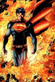 Superman Earth One by Shane Davis