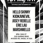 PMOI Xmas Party w/ Hello Skinny, Kidkanevil, Josey Rebelle, Eric Lau & Marshmello
