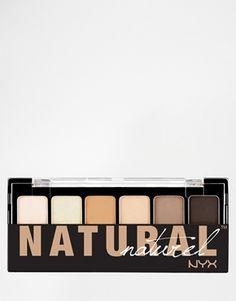NYX - The Natural - Palette di ombretti