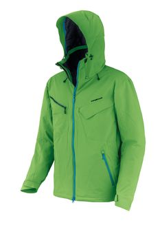 Made with Inner Plus Stretch and Dupont™ Conformax filling, the DONK Termic jacket provides waterproofness, breathability. Being also windproof delivers freedom of movement and comfort to ski and freeride enthusiasts. With RECCO avalanche rescue system. // Fabricada Inner Plus Stretch y con relleno Dupont™ Conformax™ la chaqueta DONK Termic es impermeable, transpirable y cortavientos. Con gran capacidad térmica, su diseño facilita la libertad de movimiento. Sistema de rescate RECCO…
