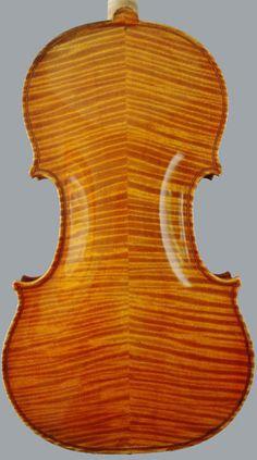 Ansaldo Poggi violin